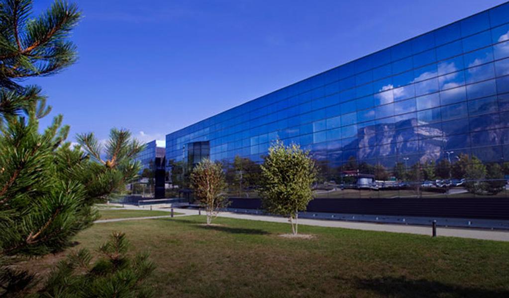 Soitec building