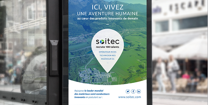 Soitec Elevate Recrutement