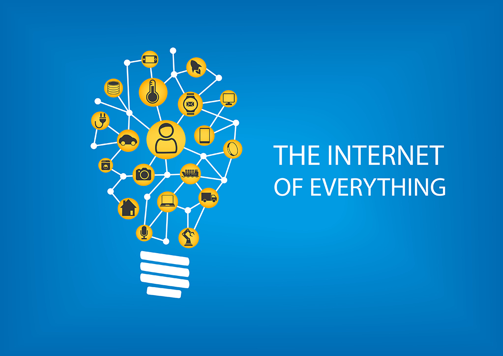 Internet of things soitec