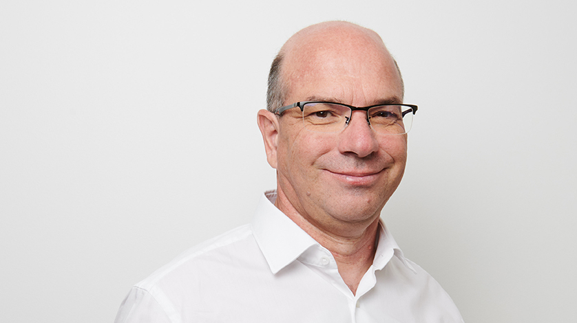 Bernard Aspar - COO & Global Business Units